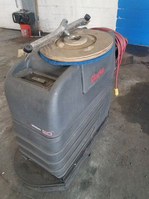 Clarke vision 20 floor scrubber for Sale in Kent, WA