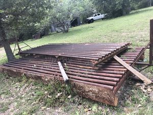 Extra large heavy duty Cattle guard for Sale in Victoria, TX