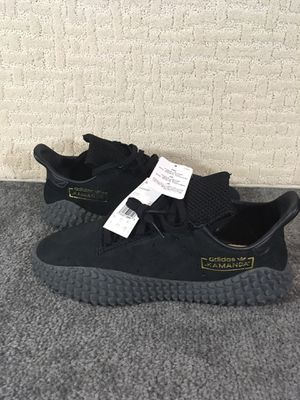 Adidas Originals Kamanda 01 Black Carbon Men's Size 9 Lifestyle Sneakers for Sale in Kissimmee, FL