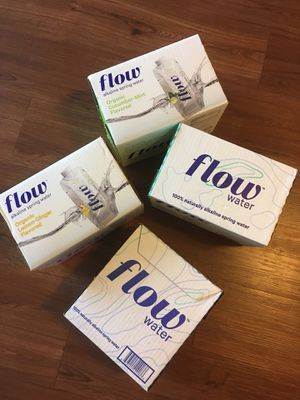 FLOW ALKALINE WATER 3 FLAVORS for Sale in St. Louis, MO