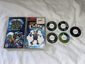 PSP Game Collection for Sale in Neffsville, PA