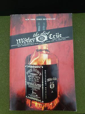 Motley Crue - The Dirt - Book for Sale in Jupiter, FL