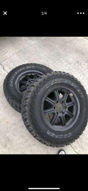 17 inch 6 lug rim OBO for Sale in Tucson, AZ
