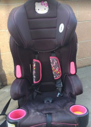 Children's Hello Kitty bumper seat. for Sale in Cerritos, CA