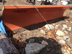 Curtis plow for Sale in Berkley, MA
