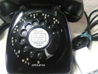 Antique Automatic Electric Desk phone for Sale in Portland,  OR