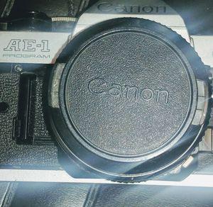Canon AE-1 PROGRAM CAMERA for Sale in Millstadt, IL