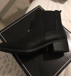 Black Boots 8 1/2 for Sale in Dallas, TX