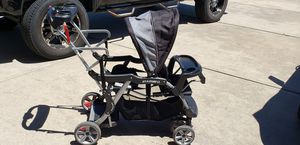 Sit-N-Stand Stroller Double Stroller - Baby Trend Brand for Sale in Derby, KS