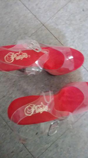 Yandy pleaser 7 inch heels size 8 for Sale in Waianae, HI