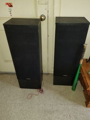 Onkyo Speakers for Sale in Somerville, MA