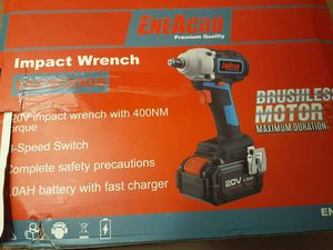 Cordless Impact Wrench for Sale in Columbus, OH