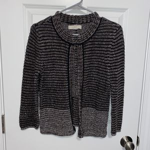LOFT chunky knit open front cardigan medium for Sale in Middletown, CT