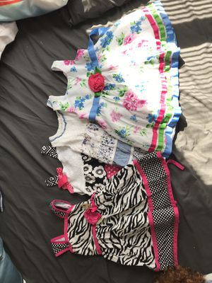 Lot of 4 dress for $10 for Sale in Tampa, FL