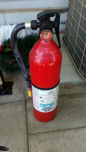 Pro Fire Extinguisher for Sale in Fresno, CA