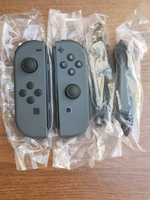 Nintendo Switch Grey Joy-Cons Like New for Sale in Montebello, CA