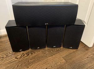 Polk Home Theater Speakers for Sale in Hanover, MD