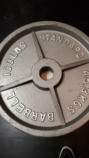 Standard barbell brand for Sale in Bakersfield, CA
