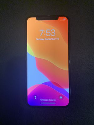 iPhone X Unlocked for Sale in West Caldwell, NJ