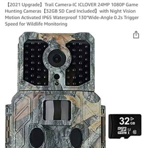 Brand New Trail Hunting Camera for Sale in Southington, CT