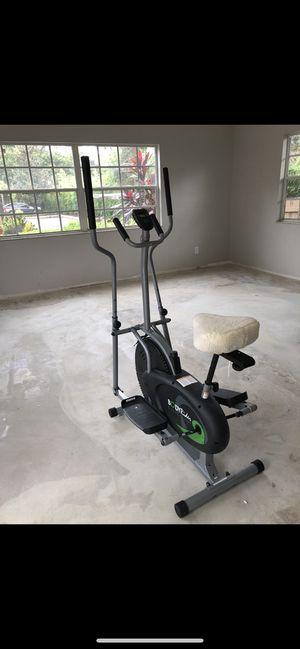 Elliptical Gym Machine for Sale in Tampa, FL