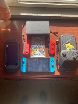 New Nintendo switch to trade for a ps4 pro No Cash offers for Sale in Orange, CA