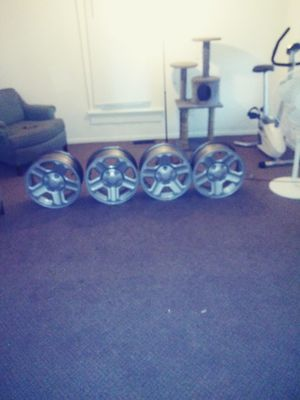 16 inch JEEP bramd alloy wheels ...5 for Sale in Marion, OH