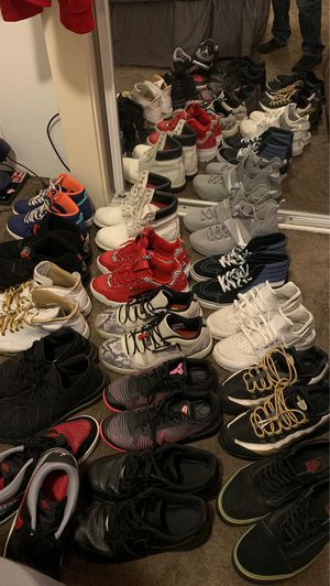 SHOE LOT FOR SALE/TRADE for Sale in Seattle, WA