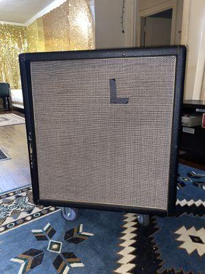 Guitar speaker cabinet for Sale in Los Angeles, CA