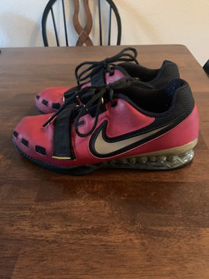 Nike Romaleos 2 Squat Shoes for Sale in Fresno, CA