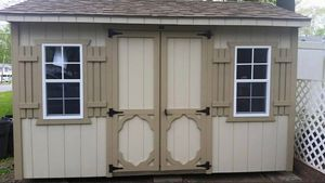 Amish built shed for Sale in Woodbury Heights, NJ