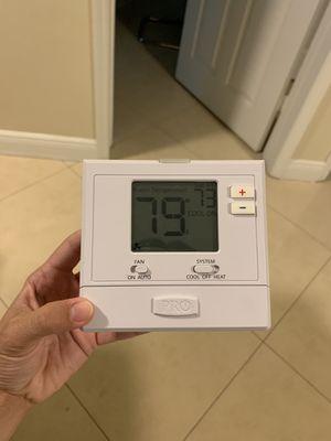 Pro1 thermostat for Sale in Miami, FL