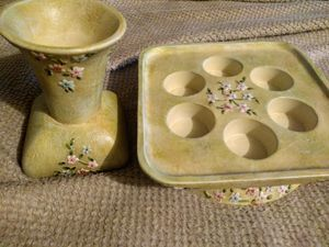 Never Used -Partylite Matching Candle Holder Set for Sale in Tacoma, WA