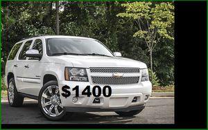 Price$1400 2008 CHEVROLET TAHOE LTZ for Sale in Wichita, KS