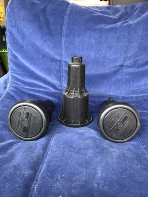 3 Rain Bird commercial type sprinkler heads. Brand new never used. Very strong stream where u will normally see on golf courses. for Sale in Howell, NJ