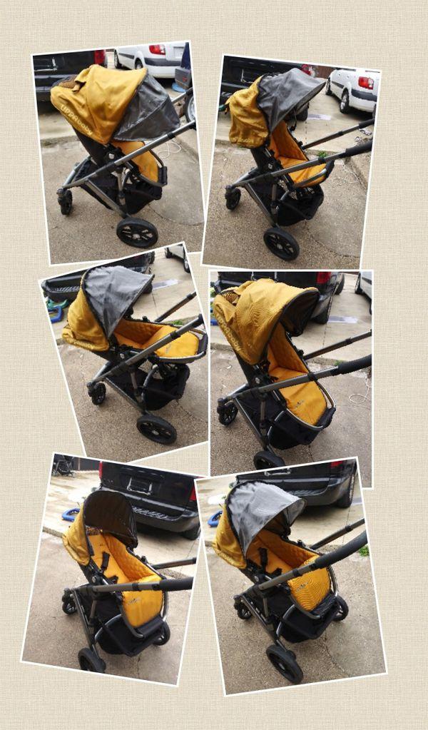Uppababy stroller