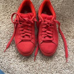 Red pumas for Sale in Raleigh,  NC