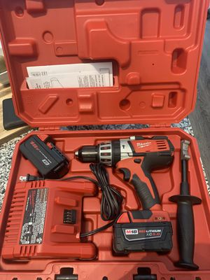 Milwaukee Hammer Drill for Sale in Orlando, FL