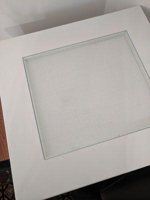 White side table for Sale in Virginia Beach, VA