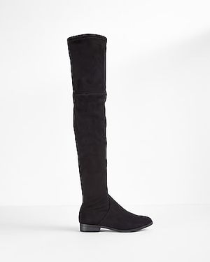 Express Black Thigh High Boots - Size 7 for Sale in Cambridge, MA