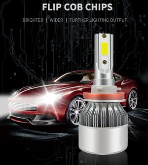Super cool white bright Led headlight for Sale in Los Angeles, CA