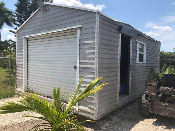 SHED 12x18 ... casita sheds