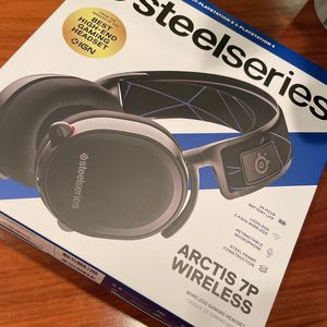 Brand New SteelSeries Arctis 7P Wireless PS5 for Sale in Sterling, VA
