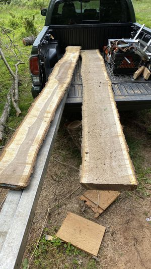 LONG EXOTIC BLACK WALNUT for Sale in Ellicott City, MD