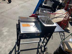 Outdoor propane deep fryer stove for Sale in Irwindale, CA