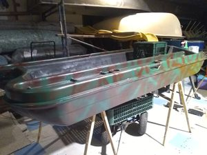 Duck Hunter sneakbox boat for Sale in Delanco, NJ