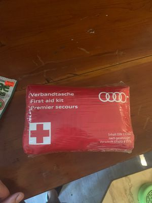 Audi first aid kit for Sale in Miami Shores, FL