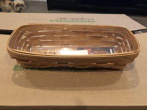 Longaberger Cracker Basket for Sale in Chandler, AZ