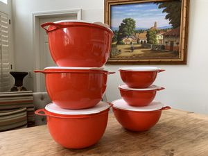 Tupperware Mixing and Storage Bowls for Sale in Laguna Hills, CA