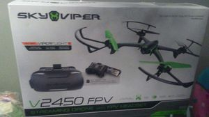 Sestreaming drone with fpv headset for Sale in Nashville, TN